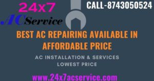 Best AC repairing available in affordable price