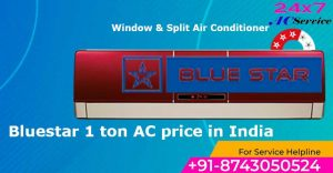 Read more about the article Bluestar 1 ton ac price
