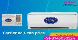 Read more about the article Carrier ac 1 ton price