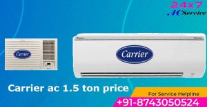 Read more about the article Carrier ac 1.5 ton price in India