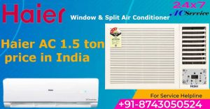 Read more about the article Haier ac 1.5 ton inverter price in India