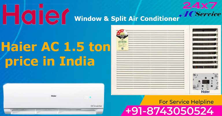 You are currently viewing Haier ac 1.5 ton inverter price in India