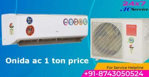 Read more about the article Onida window ac 1 ton price