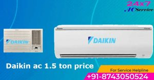 Read more about the article Daikin split ac 1.5 ton 5 star inverter price