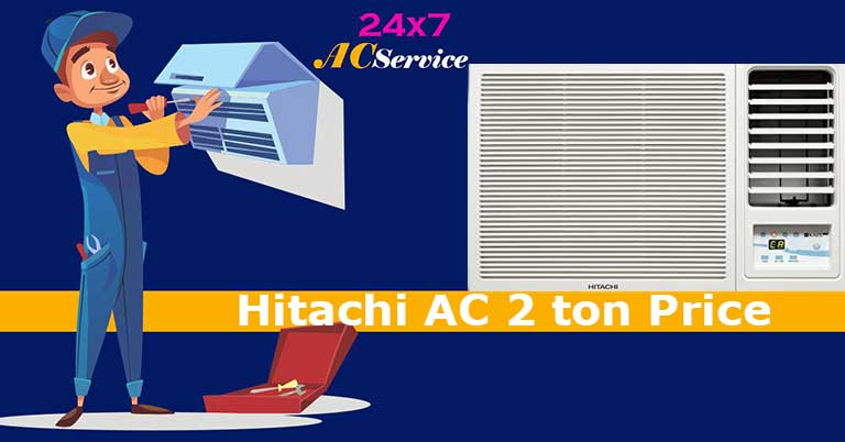 You are currently viewing Hitachi AC 1 ton price