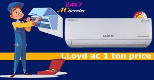 Read more about the article Lloyd ac 1 ton price in India