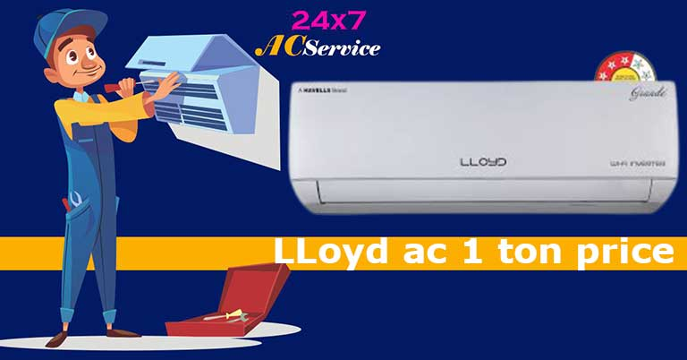 You are currently viewing Lloyd ac 1 ton price in India